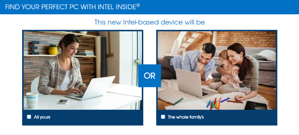Visit THE IN-CROWD on HSN at INTEL.HSN.COM and level up your family gaming experience.