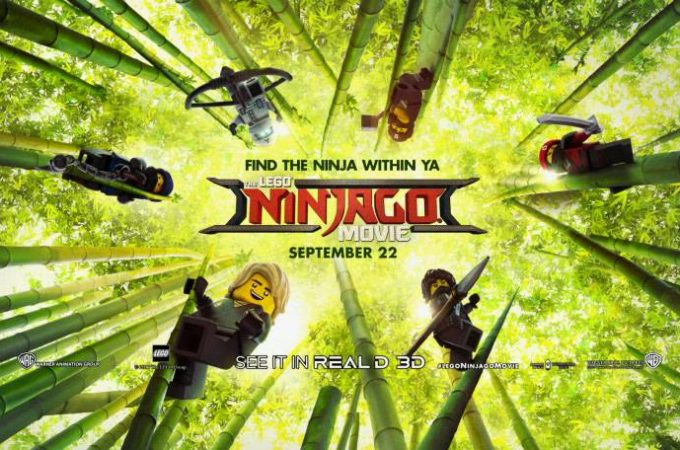 The LEGO NINJAGO Movie arrives in Theaters on September 22! See the official the LEGO NINJAGO Movie trailer. Get movie collectibles, printables and more.