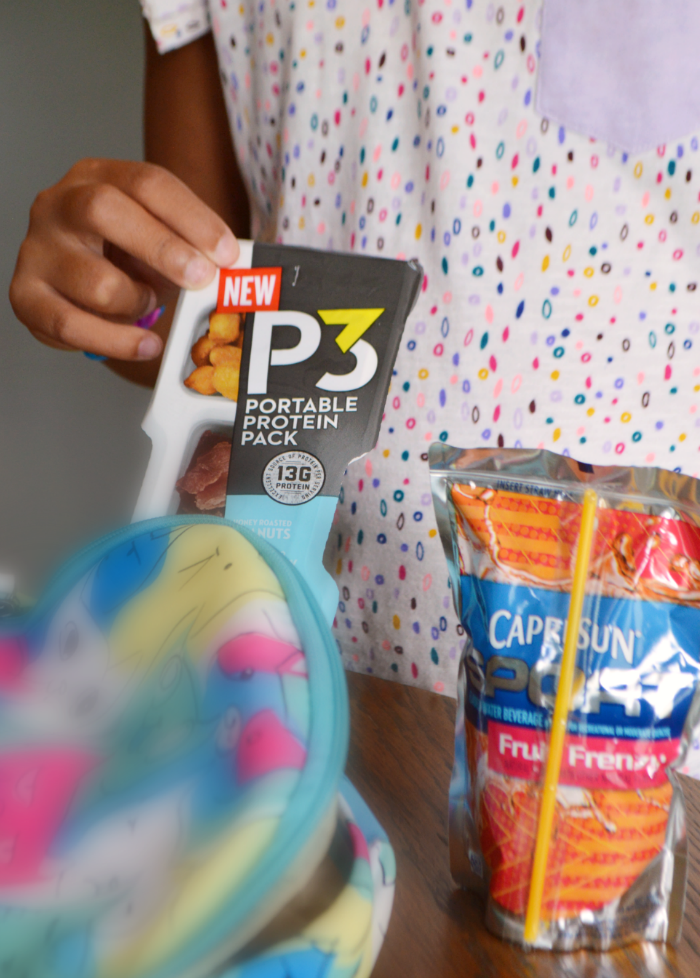 Need ideas for after school snacks? Capri Sun Sport and P3 Protein snacks are the perfect snack/beverage combo and great for on-the-go.