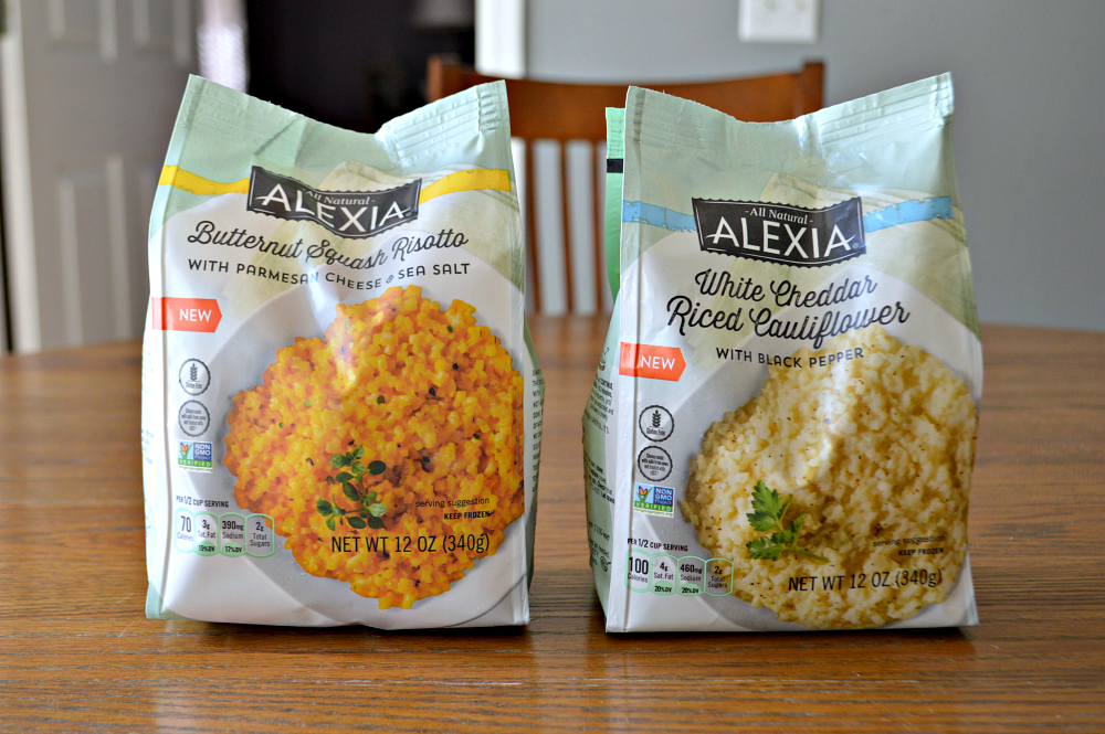 Vegetable sides for busy nights. Alexia Premium Vegetable Sides are a great way to get dinner onto the table fast, without sacrificing quality or flavor.