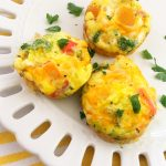 Veggie omelette cups are simple to prepare and a delicious way to start the day right.