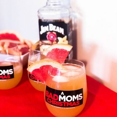 Celebrate the holidays with A Bad Moms Christmas and get the recipe for Mila's Signature Jim Bean® Vanilla Cocktail, a favorite of actress Mila Kunis.