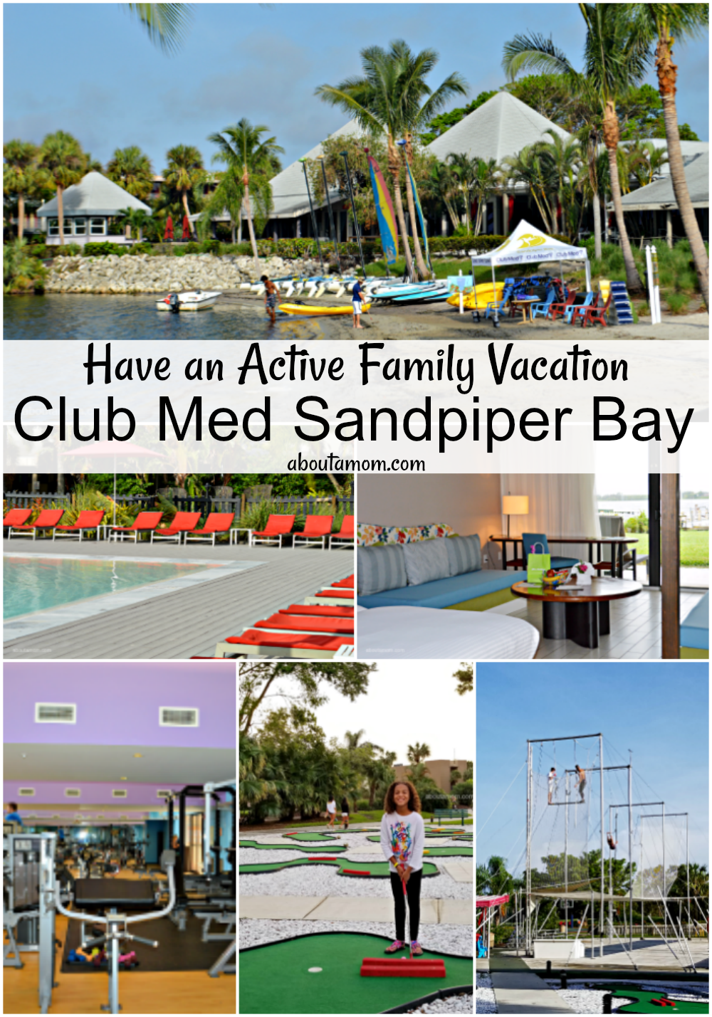 Club med sandpiper bay resort in florida about a mom for Mediterranean all inclusive resorts