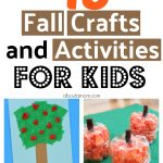 48 Fun Fall Crafts and Activities for Kids