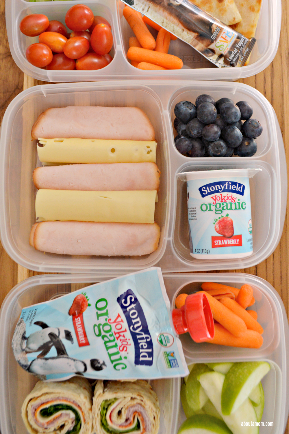 Does your child's lunchbox need a refresh? Check out these great school lunch ideas.