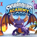 Season 2 of the hit animated Netflix Original Series Skylanders Academy premieres Friday, October 6th.
