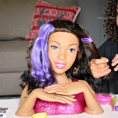 """Barbie Flip & Reveal Deluxe Styling Head and the Barbie 28"""" Doll are two of the hottest Barbie toys this holiday season! Give the your kids the joy of Barbie and other Mattel toys from Walmart."""
