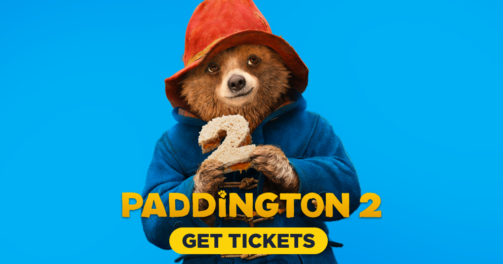 PADDINGTON 2 the movie