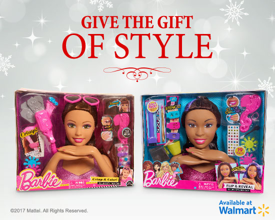 Gifting The Joy Of Barbie About A Mom