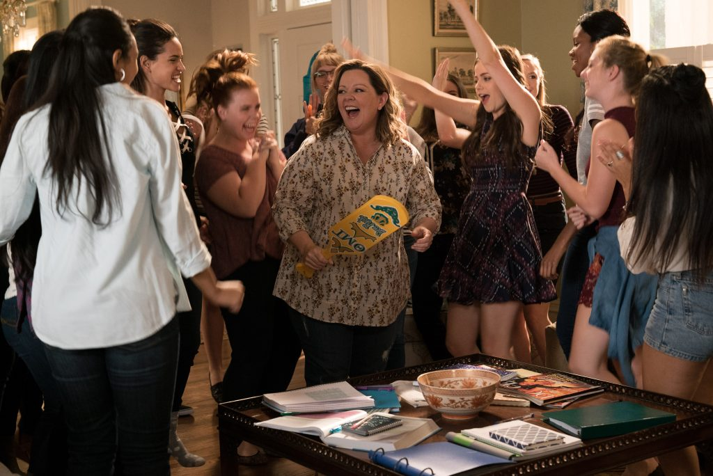 This Mother's Day weekend, Melissa McCarthy is the Life of the Party. In theaters May 11!