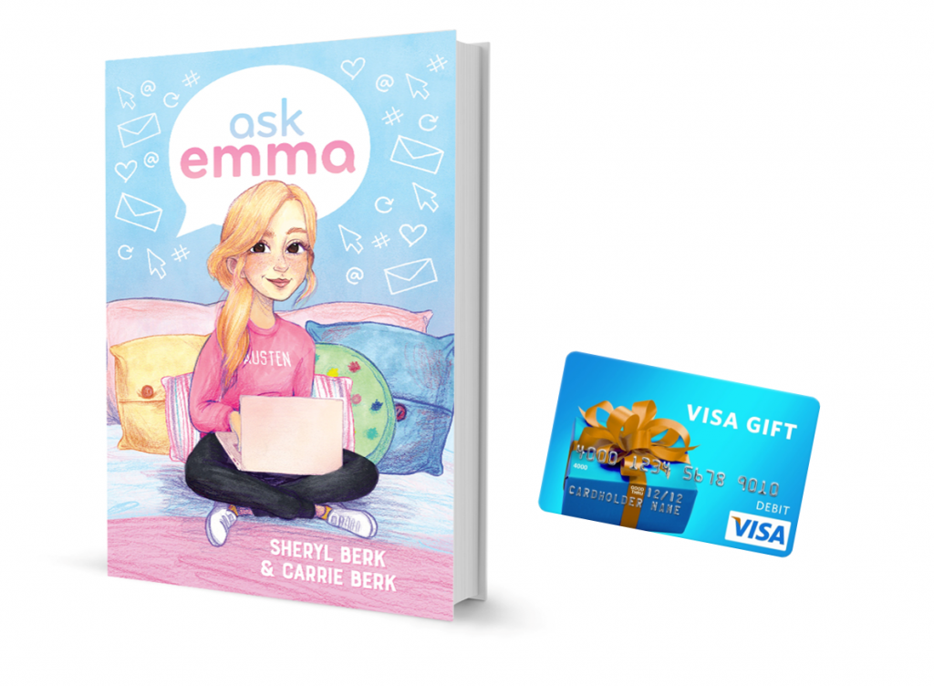Ask Emma Middle Grade Book Giveaway