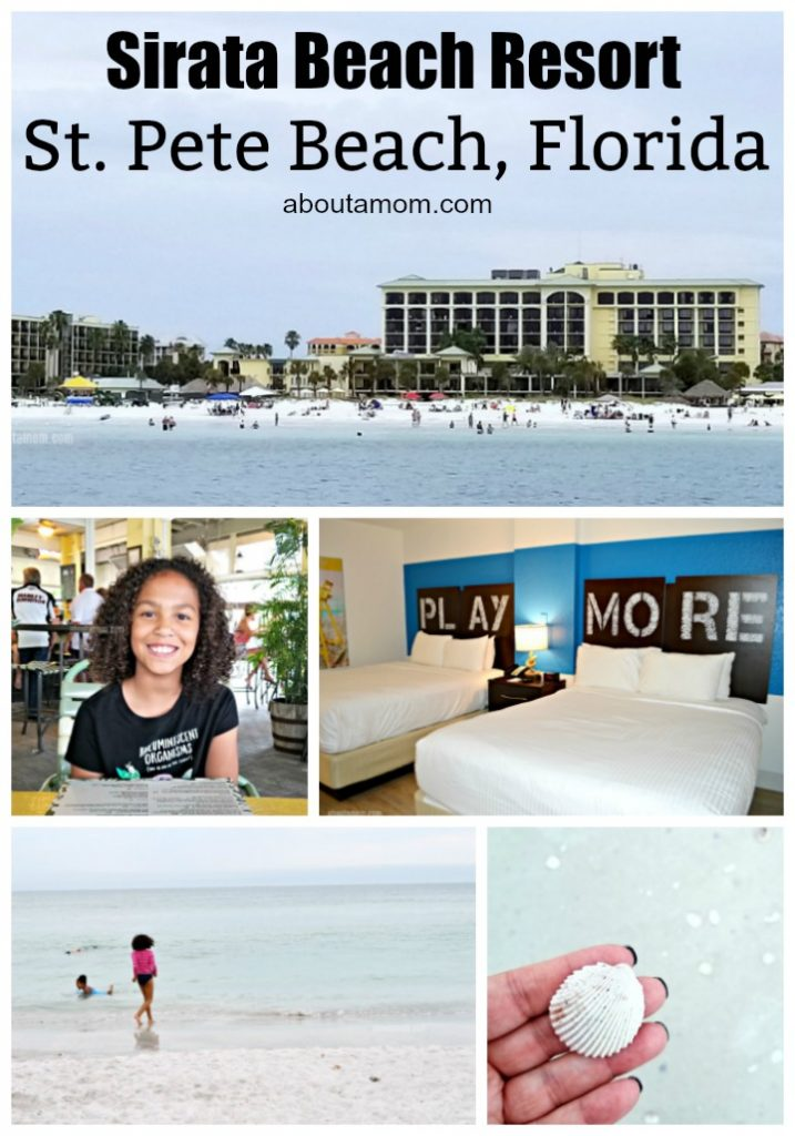 Are you ready for some fun in the sun at a Florida beach resort? Sirata Beach Resort on St. Pete Beach, Florida is the perfect place for a family beach vacation or weekend getaway.