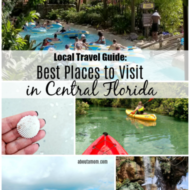 What are the best places to visit in Central Florida? Get ideas and inspiration with this local travel guide. Also, find tips for planning your next Central Florida vacation or staycation on a budget, using the Ibotta cash-back and rewards app.