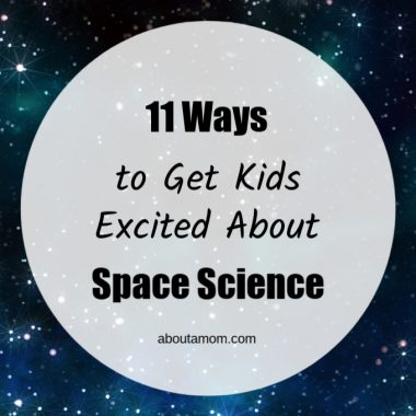 It's easy to get kids excited about space science. Who wouldn't want to help astronauts launch into space or even be an astronaut? Imagine the excitement of discovering a new planet or galaxy! Here are 11 ways to get kids excited about space science.