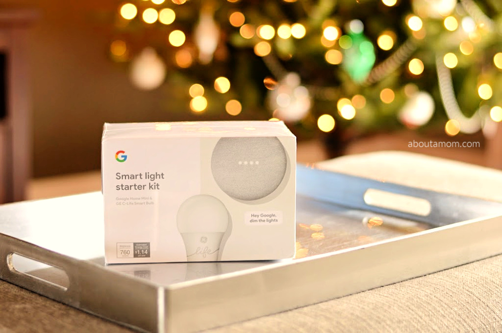 A smart home made easy. The Google Smart Light Starter Kit with Google Assistant is easy to setup and the perfect smart home accessory.