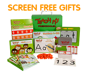 Teach My, award winning learning toys have been designed to give your mini scholar a head start. The kits and sets contain unique screen-free tools to teach babies, toddlers, preschoolers and kindergarteners the basic skills such as the alphabet, numbers, shapes, colors, reading, math and more.