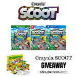 The battle for the Crayola Color Cup is on! So get ready to trigger traps with a tailwhip, spray on a speed boost and out-combo the competition – right to the last second. To be champion you'll need to beat the Scoot Legends in a rainbow of team and solo events like Splatter Tag, Trick Run and the classic Game of S.C.O.O.T. Or grab your friends for a split screen color clash, with 4-player fun to make any party pop. Just remember, bigger stunts mean more color — and in Crayola Scoot, color can change the world in impossible ways!