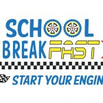 """""""Start Your Engines"""" is this year's theme forNational School Breakfast Week and the goal of the campaign is to encourage more families to take advantage of the healthy choices available for school breakfast. Many district schools across the U.S. will be celebrating National School Breakfast week with special menus, cafeteria events and more."""