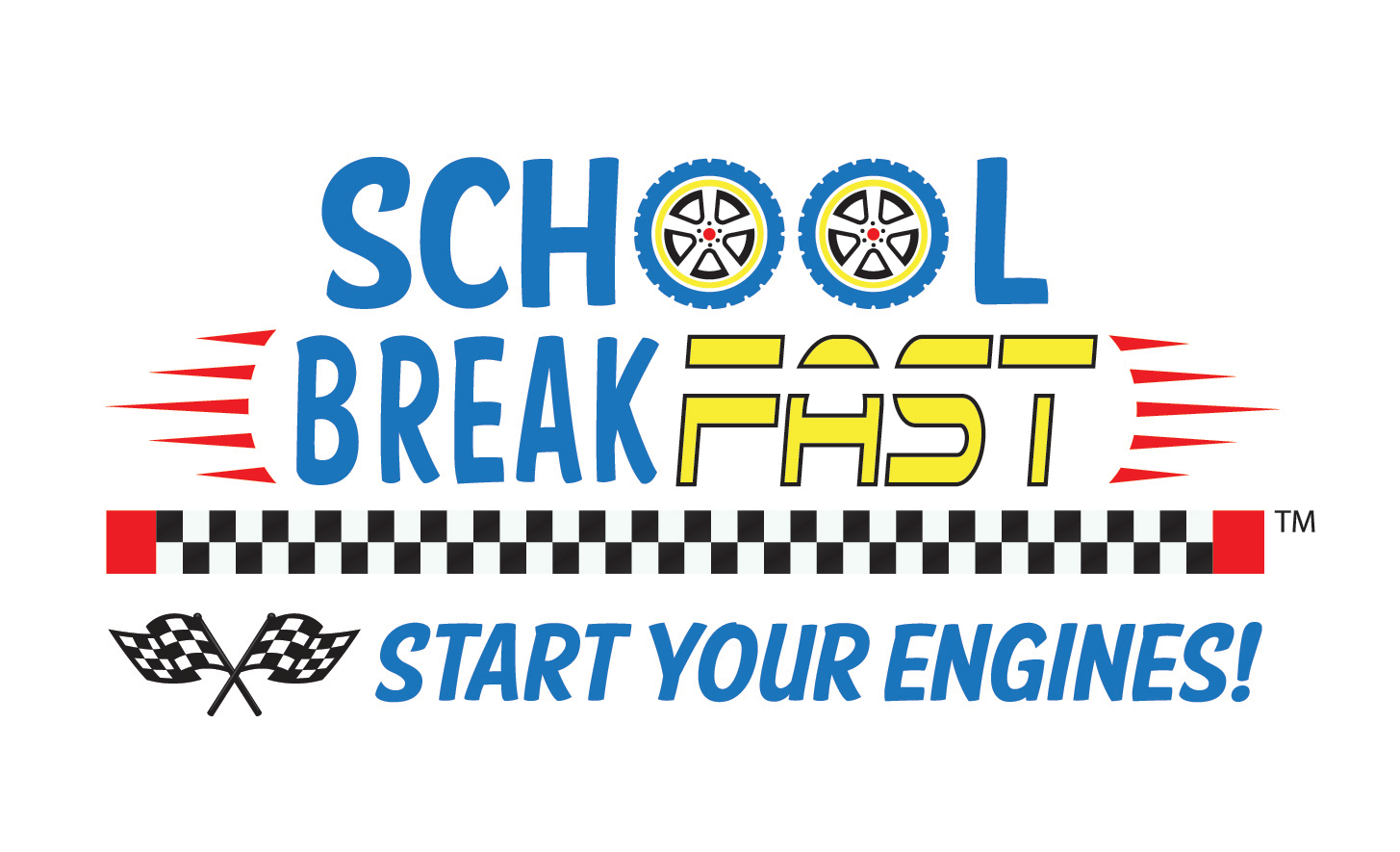 """Start Your Engines"" is this year's theme for National School Breakfast Week and the goal of the campaign is to encourage more families to take advantage of the healthy choices available for school breakfast. Many district schools across the U.S. will be celebrating National School Breakfast week with special menus, cafeteria events and more."
