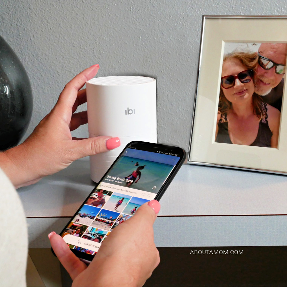 Knowing how and where to store, organize and share photos can be challenging. ibi smart photo manager provides a solution for bringing photos, videos and favorite people together. ibi photo manager makes it easy to store, organize and share cherished memories.