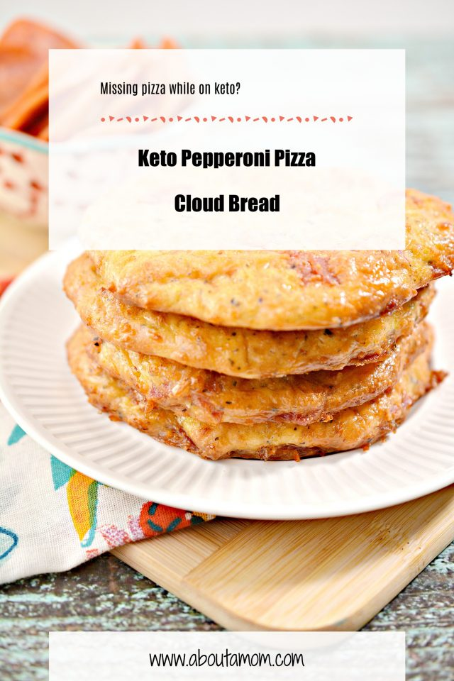 Eating the Keto lifestyle but really miss things like pizza in your diet? Once you try thise Keto Pepperoni pizza, you won't be tempted with regular pizza again. So good, so filling and low in cards, this keto pizza is just what you are craving.