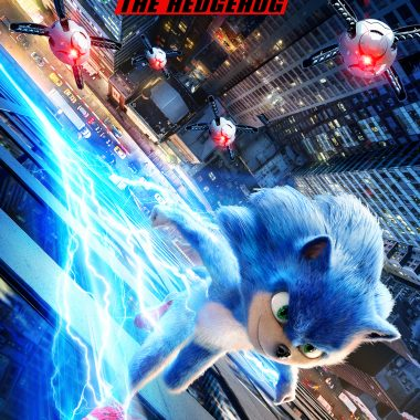 He's a whole new speed of hero. The beloved Sonic is coming to the big screen in a live action movie, keeping intact what generations of people love most about the character – his mischievous streak and sarcastic personality. The new SONIC THE HEDGEHOG movie will be in theatres this November.
