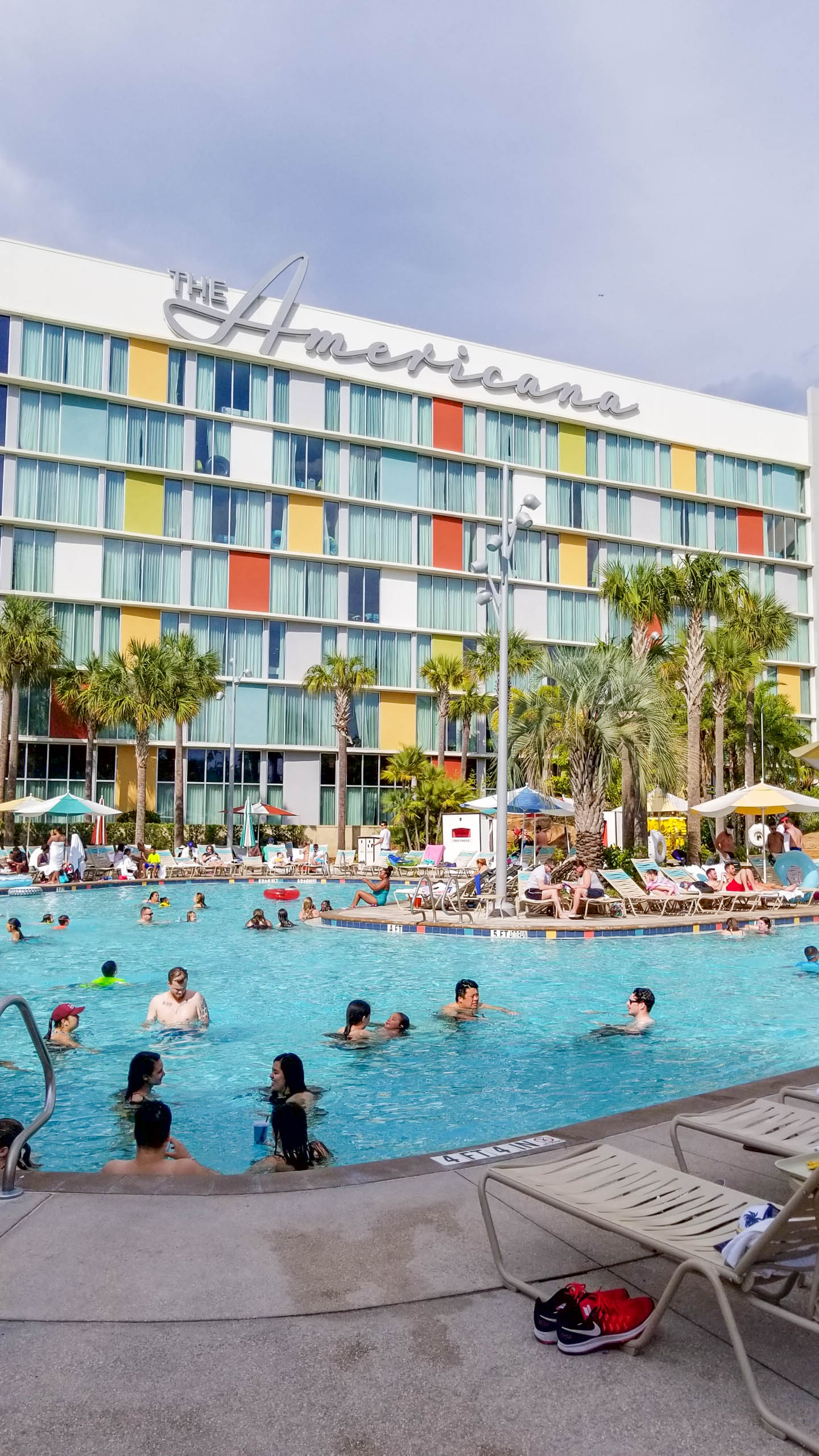 pools at Cabana Bay Beach Resort