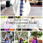 How to create comfy layered looks for fall with fall layering essentials from Blair. Comfortable fleece and lightweight jackets are essential for fall layering, and now is the perfect time to add these pieces to your cold weather wardrobe.