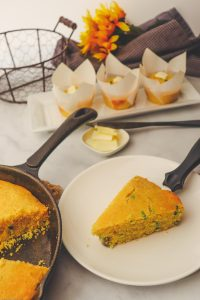 Jalapeno Skillet Cornbread Recipe