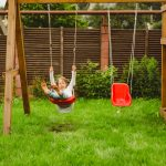 Children like spending time and having fun outdoors during the summer and what better place for them to do it than in your own backyard where you can supervise and protect them from harm? Here are five ways to make your backyard safe for children to play in.