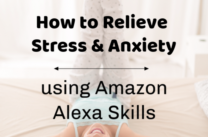 Feeling stressed or anxious? There's an Amazon Alexa Skill for that. Learn how to relieve stress and anxiety using Amazon Alexa Skills. When you feel tense, sense anxiety coming on, or can't seem to turn off obsessive thoughts, try one of these 10 Amazon Alexa Skills to help with Relaxation, Anxiety and Stress. Find your inner peace through a variety of relaxation techniques, including: music, sounds, guided meditation and breathing skills, yoga skills, sleep skills, and exercise.