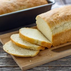 homemade honey bread