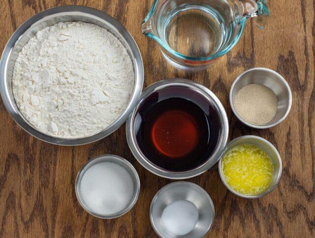 homemade honey bread ingredients