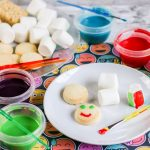 When you want a truly Edible Paint, you have to try this recipe. Kids will love to paint their snacks to create a one of a kind treat. Incredibly easy to make, with only 1 ingredient plus food coloring, this is perfect for an afternoon of fun with food.