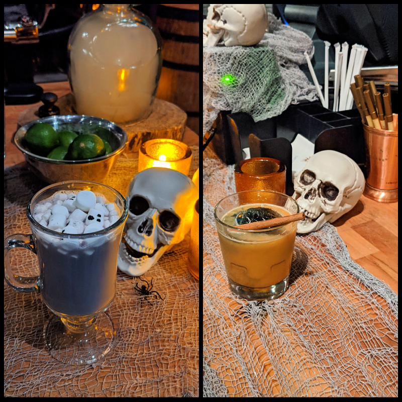 Gaylord Palms Resort Spookeasy Cocktails