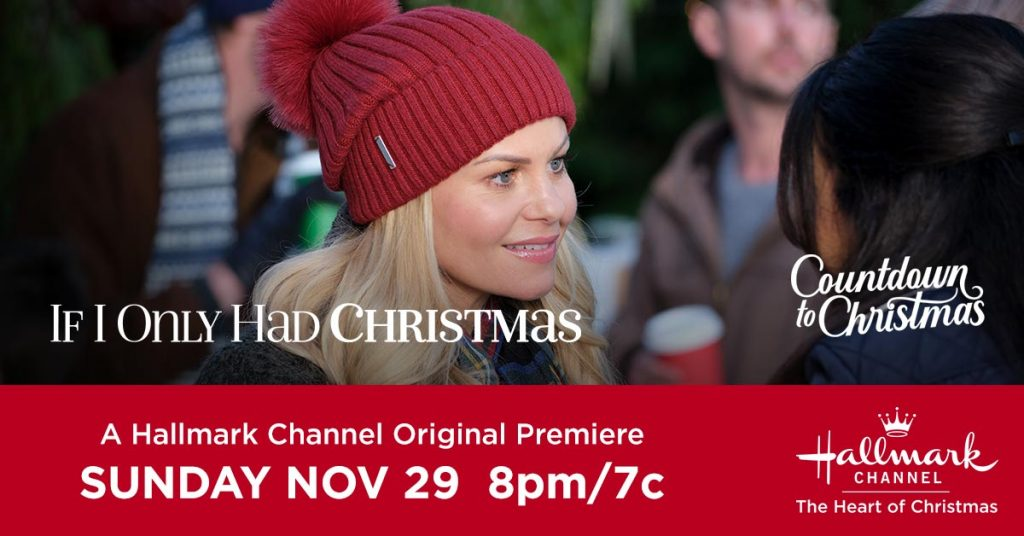 IF I ONLY HAD CHRISTMAS Hallmark Original Movie