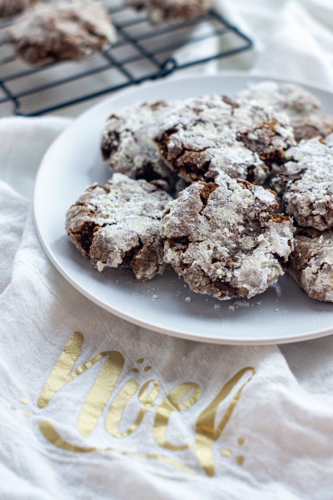 This Double Chocolate Treasures Recipe is a classic Christmas cookie. They are a family favorite, simple to make and perfect for holiday baking and gifting.