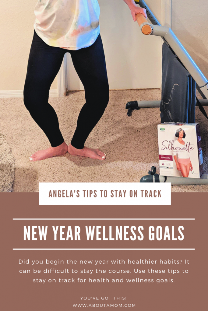 Did you begin the new year with new healthy lifestyle goals? It can be difficult to stay the course. Use these tips to stay on track for new year wellness goals.