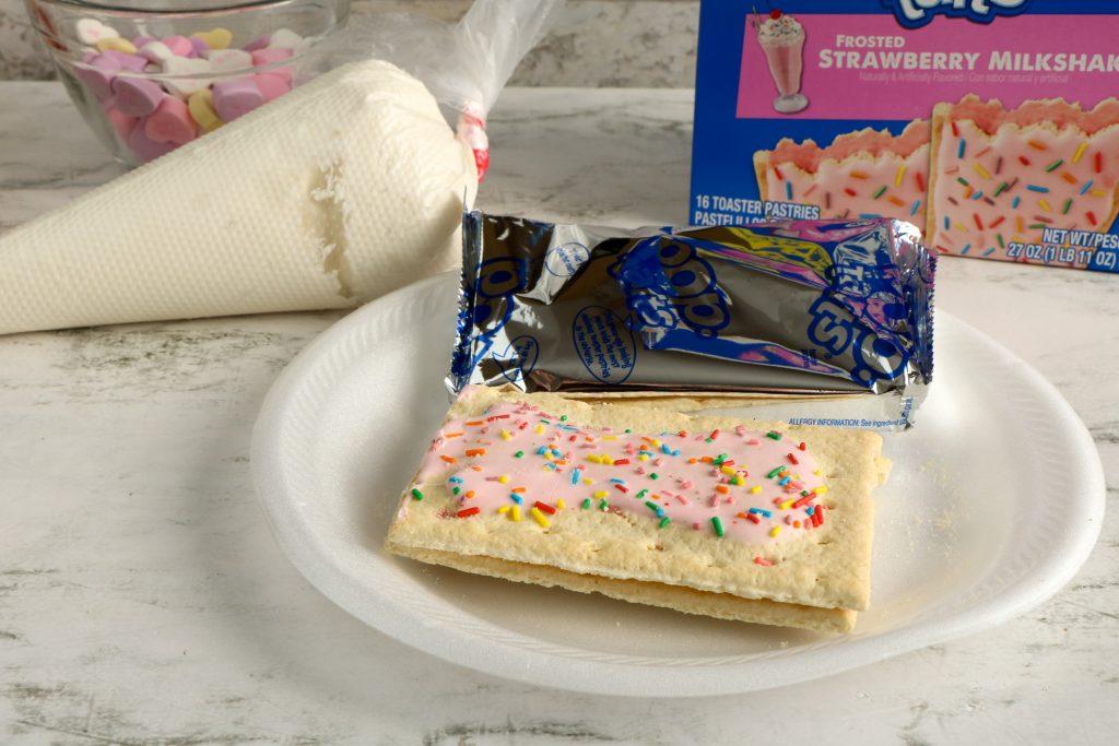 Pop Tart House Supplies