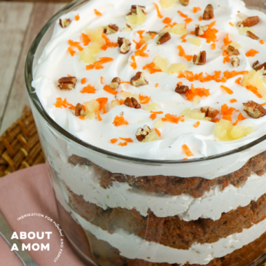 Carrot Cake Dessert Recipe