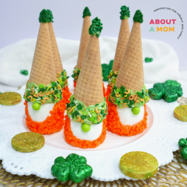 Leprechaun Gnome Treats Recipe