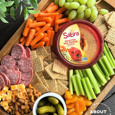 Have you ever wondered how to make a charcuterie board really pop? A charcuterie board is the perfect appetizer and the essence of easy entertaining. Make a snack board everyone will love in 3 easy steps.