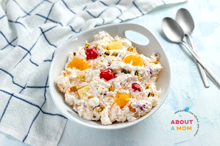 Classic Ambrosia Salad Recipe