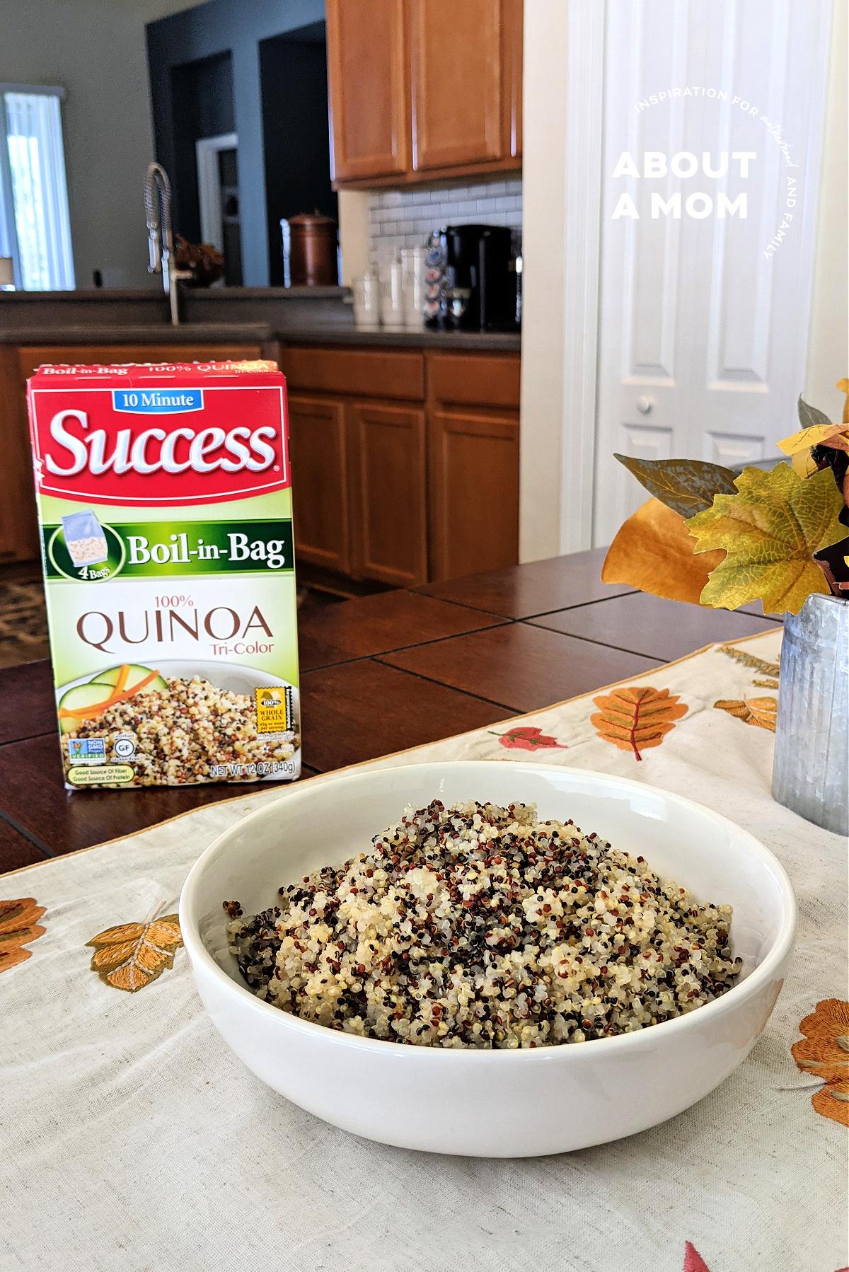 Success Rice Tri-Colored Quinoa